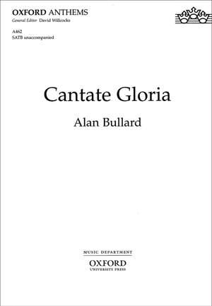 Bullard: Cantate Gloria