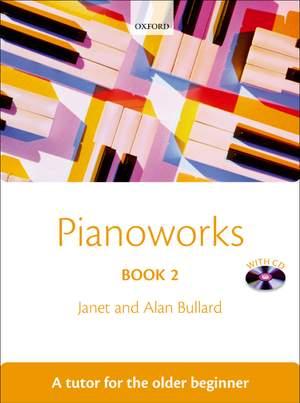 Bullard: Pianoworks Book 2 with CD