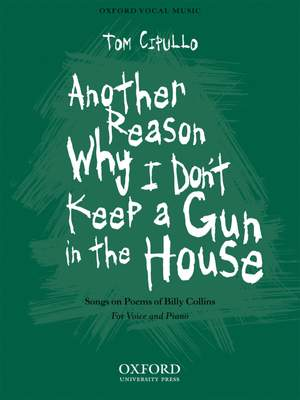 Cipullo: Another reason why I don't keep a gun in the house