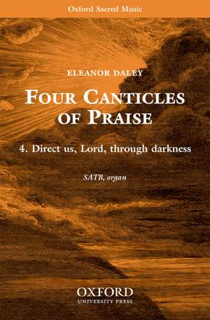 Daley: Direct us, Lord, through darkness