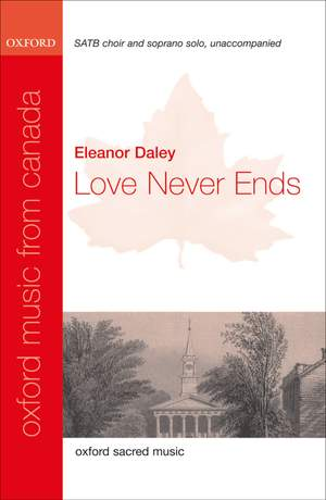 Daley: Love Never Ends