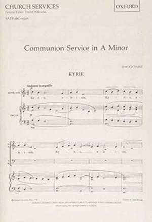 Darke: Communion Service in A minor