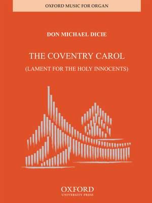 Dicie: Coventry Carol