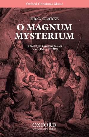 Clarke: O magnum mysterium
