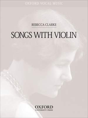 Clarke: Songs with violin