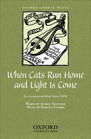 Clarke: When cats run home and light is come