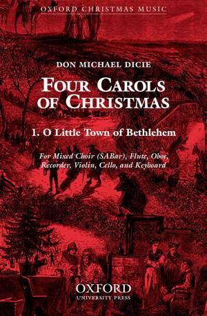Dicie: O little town of Bethlehem