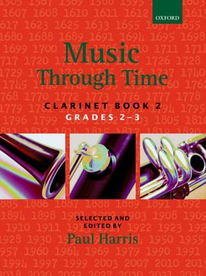 Music through Time: Clarinet Book 2