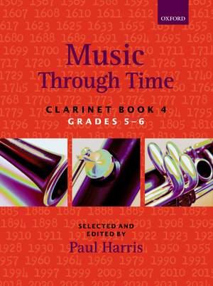 Music through Time: Clarinet Book 4