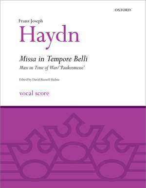 Haydn: Missa in Tempore Belli (Mass in Time of War/Paukenmesse) Product Image