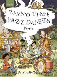 Hall, Pauline: Piano Time Jazz Duets Book 2