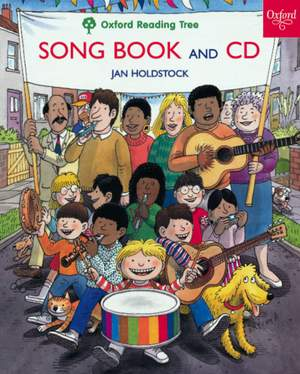 Holdstock: Oxford Reading Tree Song Book and CD