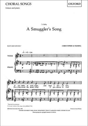 Le Fleming: A Smuggler's Song