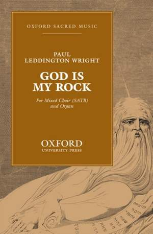 Leddington Wright: God is my rock