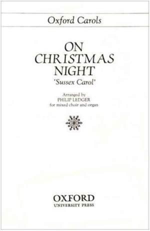 Ledger: On Christmas night