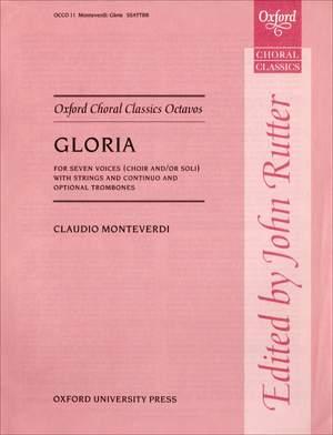 Monteverdi: Gloria a 7