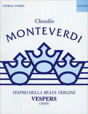 Monteverdi: Vespers (1610)