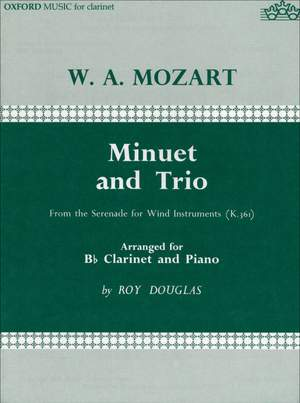 Mozart: Minuet and Trio