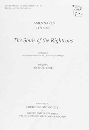 Nares: The souls of the righteous