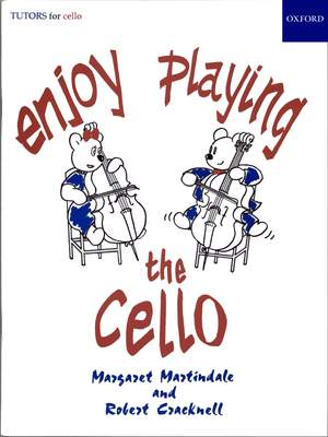 Cracknell: Enjoy Playing the Cello