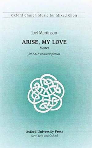 Martinson: Arise, my love