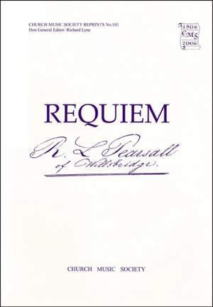 Pearsall: Requiem