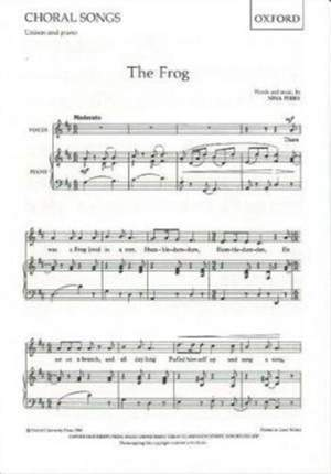 Perry: The Frog