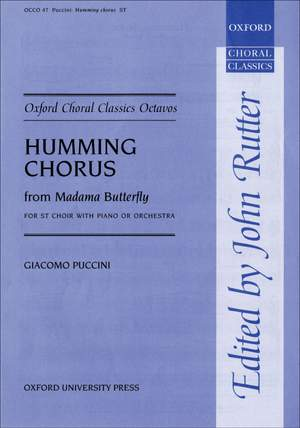 Puccini: Humming Chorus from  Madama Butterfly
