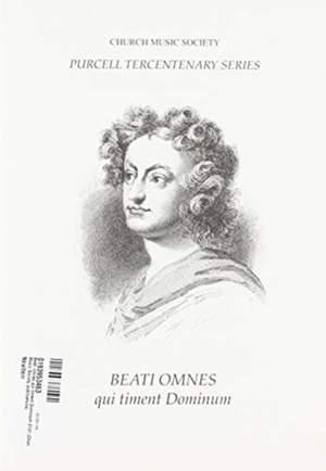 Purcell: Beati omnes qui timent Dominum Z131