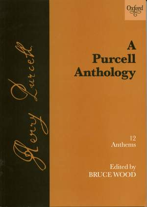 Purcell, Henry: A Purcell Anthology