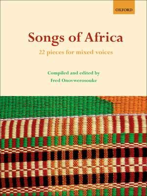 Onovwerosuoke: Songs of Africa