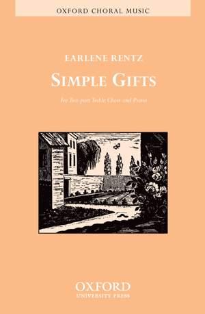 Rentz: Simple Gifts