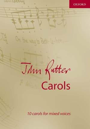Rutter, John: John Rutter Carols