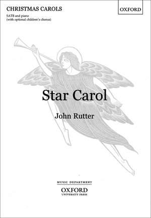 Rutter: Star Carol