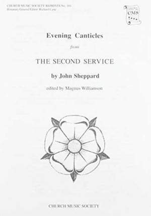 Sheppard: Evening Canticles from the Second Service