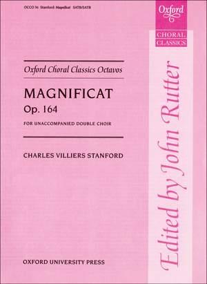 Stanford: Magnificat, Op. 164