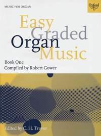 Trevor: Easy Graded Organ Music Book 1