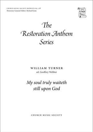 Turner: My soul truly waiteth still upon God