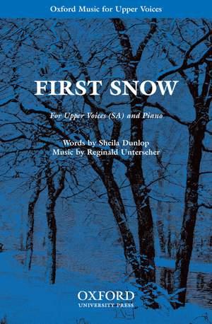 Unterseher: First snow