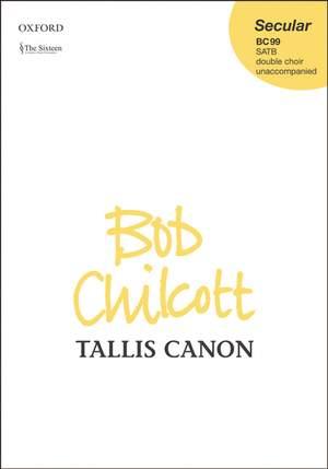 Tallis, Thomas: Tallis Canon