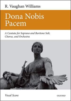 Vaughan Williams: Dona Nobis Pacem Product Image