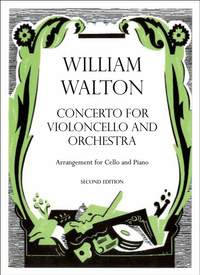 Walton: Cello Concerto