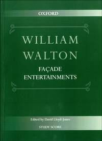 Walton: Façade Entertainments