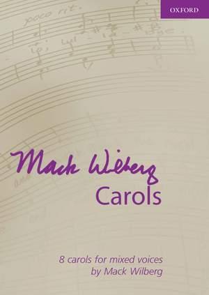 Wilberg, Mack: Mack Wilberg Carols