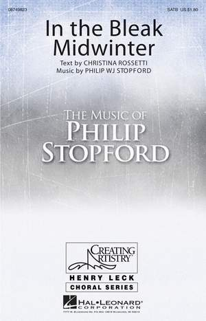 Philip W. J. Stopford: In The Bleak Midwinter