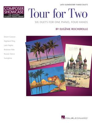 Eugénie Rocherolle: Tour for Two