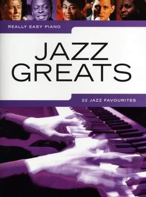 Really Easy Piano: Jazz Greats