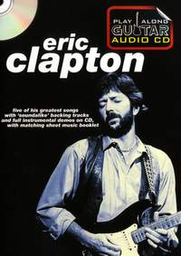 Play Along Guitar Audio CD: Eric Clapton