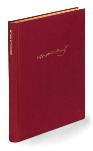 Mozart, WA: La clemenza di Tito (complete opera) (K.621) (It-G) (Urtext)