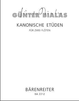 Bialas, G: Canonic Studies